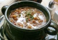 White Lentil Stew