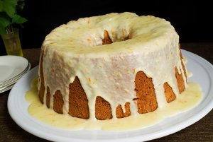 Betty Crocker Orange Blossom Cake