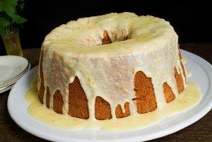 Betty Crocker Orange Blossom Cake