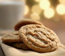 Grandma's Classic Peanut Butter Cookies