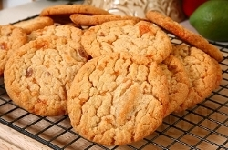 Mouth Watering Peanut Butter Cookies