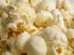 Halloween Popcorn Hands