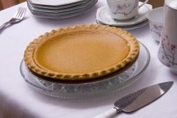 Lactose-Free Dairy-Free Pumpkin Pie