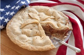 All American Apple Pie | RecipeLion.com