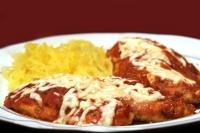 Quick Chicken Parmigiano