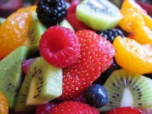 Quick and Very Easy Fruit Salad