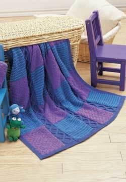 knitting patterns - Magazine cover