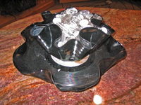 Record Fountain Or Bowl