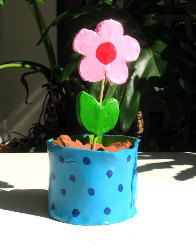 Flower and Pot Project