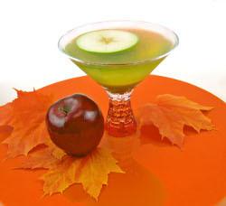 Caramel Appel Martini