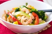 Macaroni Grill Shrimp Portofino
