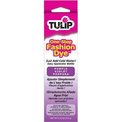Tulip Fabric Spray Paint Washing Instructions