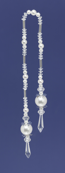 Crystal and Pearl Decor