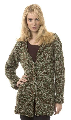Sweater Coat Knitting Pattern : File id medium g v