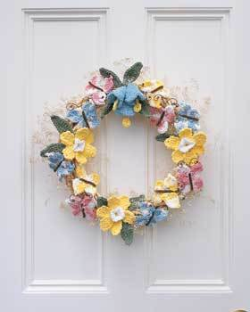 Celebrate Spring Wreath