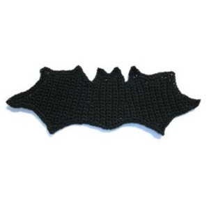 Vampire Bat Applique