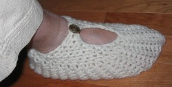 Easy Crochet Slippers