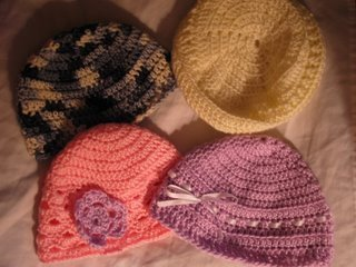 Ava Hat Crochet Pattern