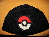 Pokeball Beanie Hat