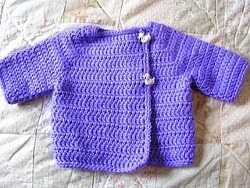 Kelly's Crochet Sweater