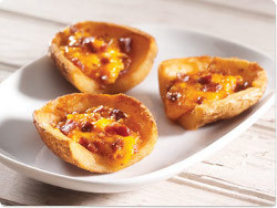 Market Day Potato Skins Appetizer