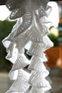 Cascade Crochet Scarf