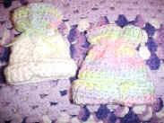 Preemie Crochet Baby Hat