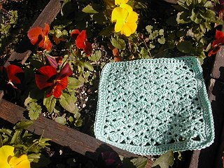 Snapdragon Dishcloth