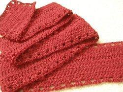 LTC (Learn To Crochet) Scarf