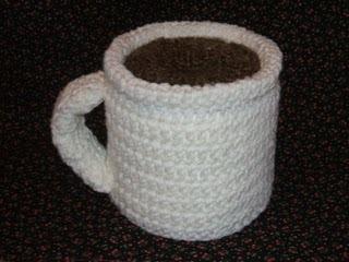 Crochet Toilet Paper Cover
