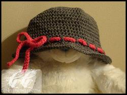 Crochet Coche Hat