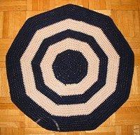Crochet Kitchen Mat