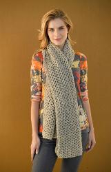Crochet Chunky Shawl