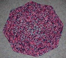 Crochet Octagon Rug