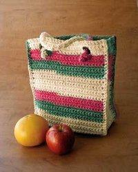 Crochet Errands Bag