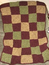 Seasons Crochet Lapghan