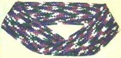 Mobius Crochet Scarf