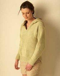 Crochet Summer Hoodie
