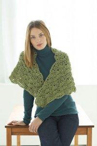 Crochet Tranquil Wrap