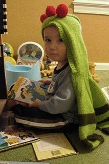 Children's Hooded Sweater