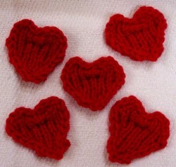 Knit Cheatin Hearts