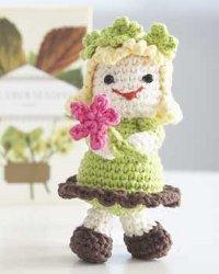 Crochet Springtime Doll
