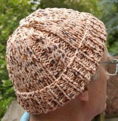 Puffin Cabled Hat