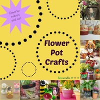 33 Flower Pot Crafts