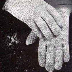 Men's Stitch Gloves