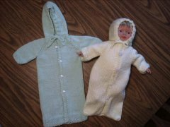 Preemie Baby Bunting