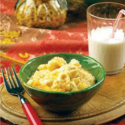 Extra-Cheesy Macaroni and Cheese