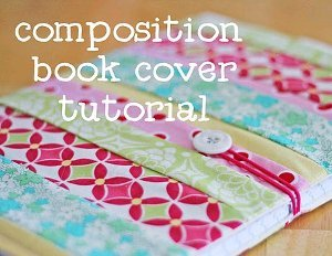 Composition Book Cover