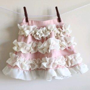 Ballet Ruffle Skirt