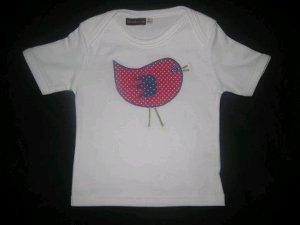 Chick Applique Shirt